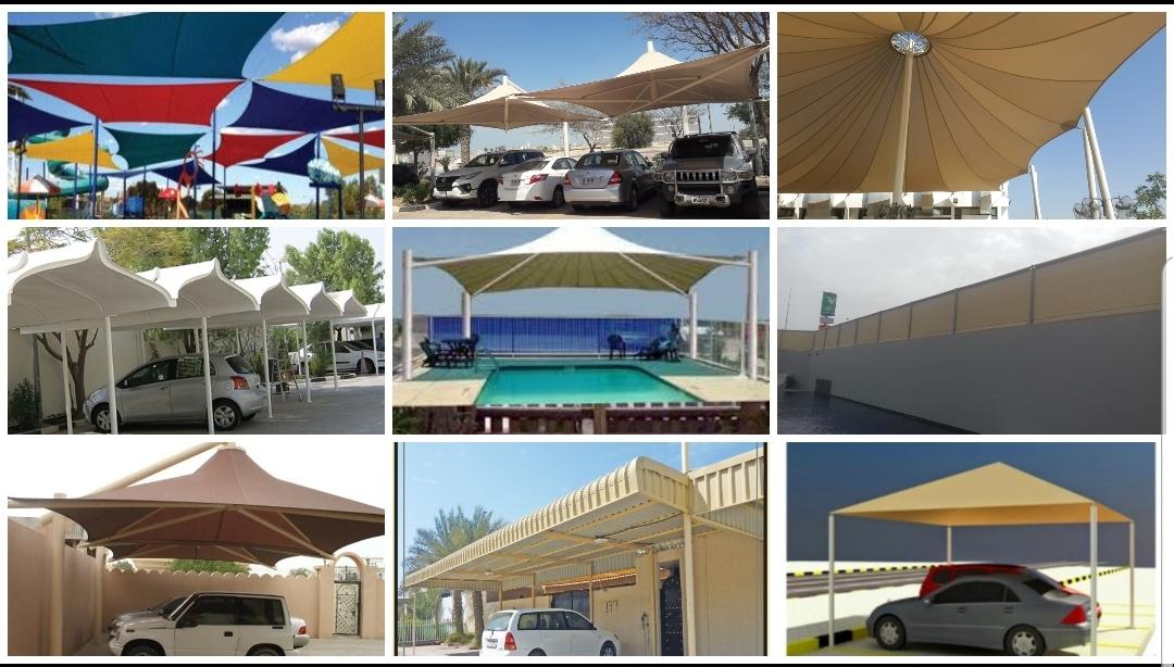 Shades Sail Dubai / Garden Shades Sail Dubai / Dubai Sun
